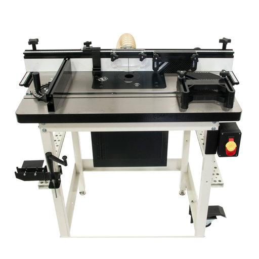 View a Larger Image of Router Table System with Cast Iron Table
