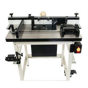 Router Table System with Cast Iron Table