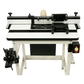 Router Table System with MDF Table
