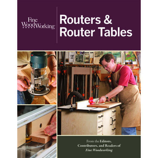 View a Larger Image of Routers and Router Tables