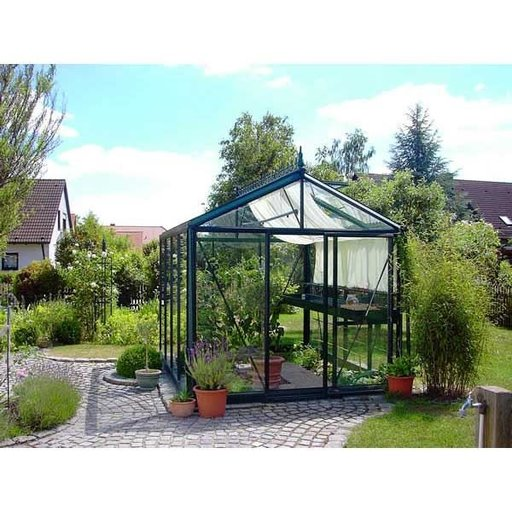 View a Larger Image of Royal Victorian VI 23 Greenhouse Kit