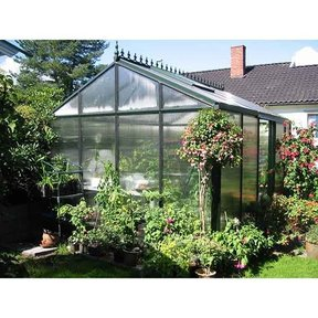 Royal Victorian VI 34 Greenhouse Kit