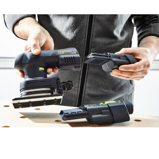 View a Larger Image of Festool RTSC 400 Li 3.1-Plus Cordless Sander