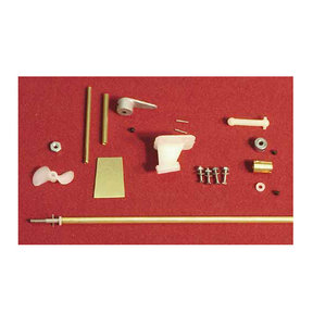 PT-109 Boat, Running Hardware Kit 1233