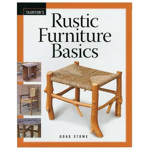 View a Larger Image of Rustic Furniture Basics