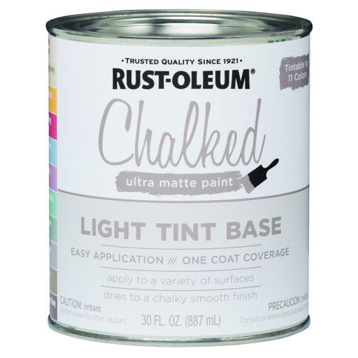 View a Larger Image of Rustoleum Chalked Light Tint Base