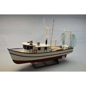 Rusty The Shrimp Boat Kit