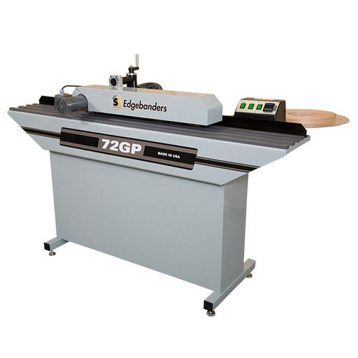 View a Larger Image of Safety Speed 72GP Edgebander