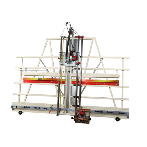 View a Larger Image of Safety Speed SR5 Vertical Panel Saw/Router