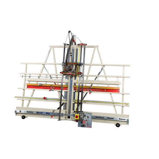 View a Larger Image of Safety Speed SR5U Vertical Panel Saw/Router