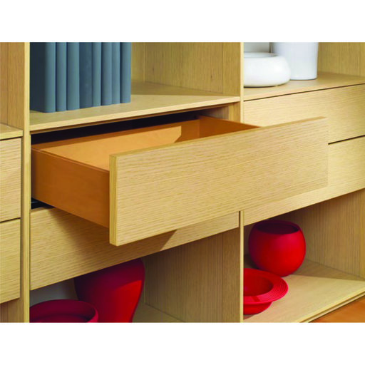 "View a Larger Image of Futura Model A7557 Push-to-Open Undermount Drawer Slide 15"", pair"