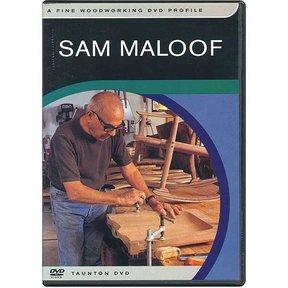 Sam Maloof: Fine Woodworking Profile - DVD