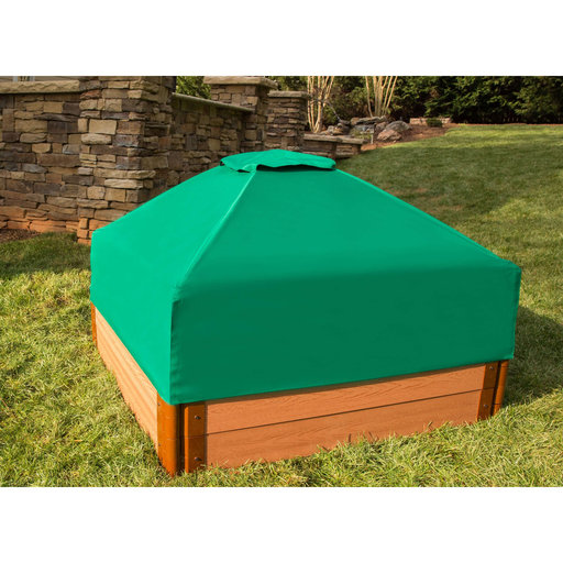 "View a Larger Image of Sandbox Kit-Collapsible Cover - 1"" profile Square"