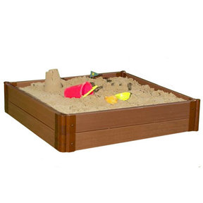 "Sandbox Kit-Collapsible Cover - 2"" profile Square"