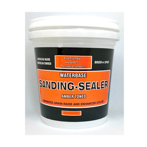Sanding Sealer Amber Tone Mini Half Pint