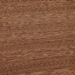 Sapele-Ribbon 4'X8' Veneer Sheet, 10MIL Paper Backed