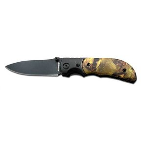 Camo Tactical Folder Knife, Model SK-918