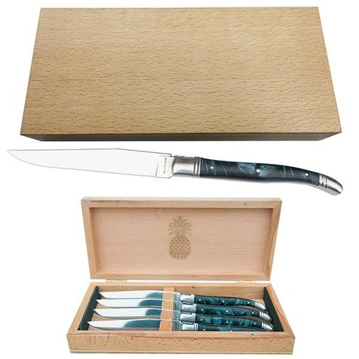 View a Larger Image of French Steak Knife Set - 4 Piece