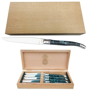 French Steak Knife Set - 4 Piece