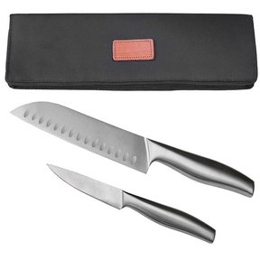 Traveling Chef - 2 Piece Knife Set