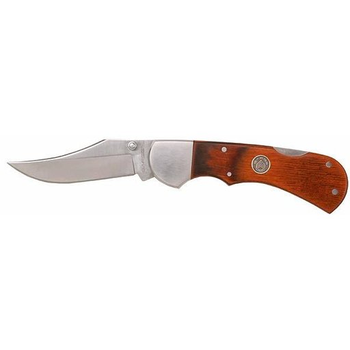 View a Larger Image of Woody's Series Single Blade Lock Back Knife, Model SK-404