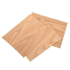 "White Oak Veneer 8-1/2"" x 11"" – 2-ply Wood on Wood, 3 pieces"