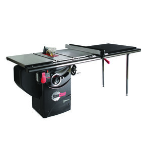 "1.75 HP Professional Cabinet Saw with 52"" Professional T-Glide Fence System  PCS175-TGP252"