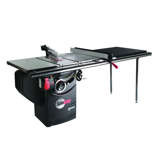"View a Larger Image of 3 HP Professional Cabinet Saw with 52"" Professional T-Glide Fence System  PCS31230-TGP252"