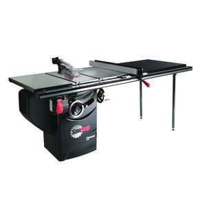 """3 HP Professional Cabinet Saw with 52"""" Professional T-Glide Fence System  PCS31230-TGP252"""