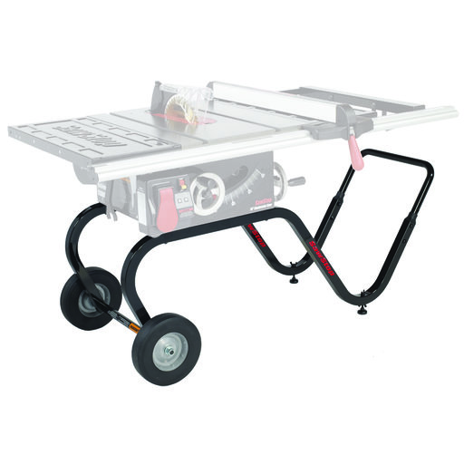 View a Larger Image of CNS Contractor Saw Job Site Cart