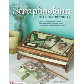 Scrapbooking for Home Decor