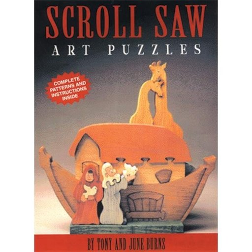 View a Larger Image of Scroll Saw Art Puzzles
