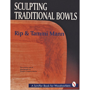 Sculpting Traditional Bowls