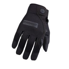 Second Skin Gloves LED Black Extra Large