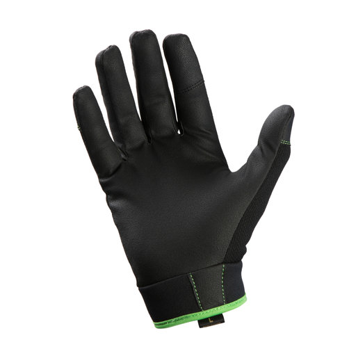 View a Larger Image of Second Skin, LED Gloves, Black, Small