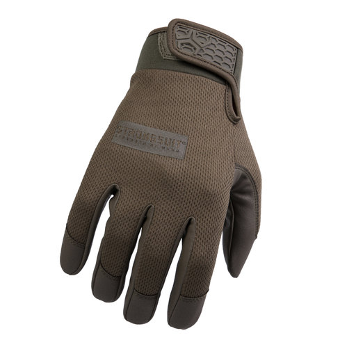View a Larger Image of Second Skin Gloves, Sage, Large
