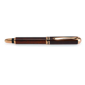 Sedona Screw Cap Rollerball Pen Kit - Bright Copper