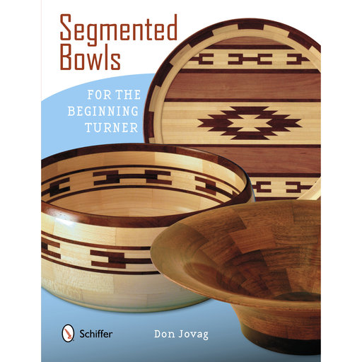 View a Larger Image of Segmented Bowls for the Beginning Turner