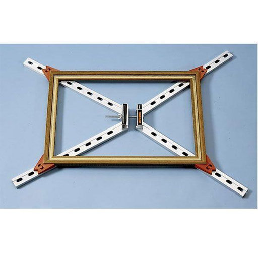View a Larger Image of Self-Squaring Frame Clamp
