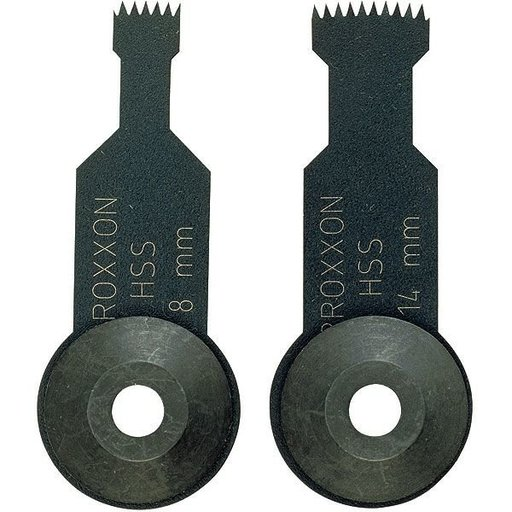 View a Larger Image of Serrated Plunge Blade for OZI 115/E, 5/16""