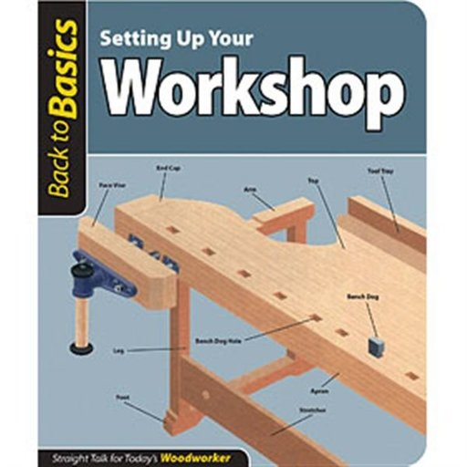 View a Larger Image of Setting Up Your Workshop (Back to Basics)