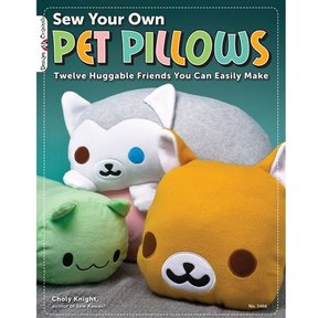 Sew Your Own Pet Pillows