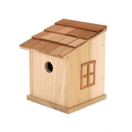 View a Larger Image of Shack Birdhouse Kit