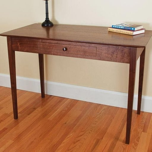 View a Larger Image of Shaker Side Table - Downloadable Plan