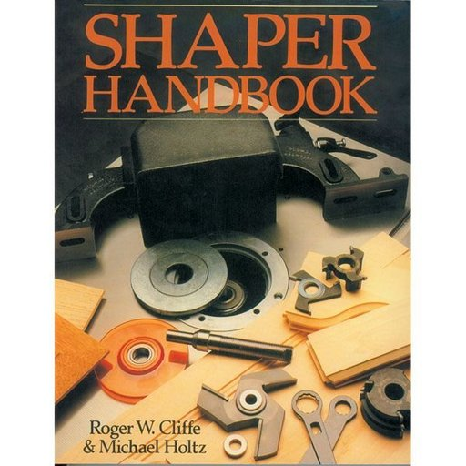 View a Larger Image of Shaper Handbook
