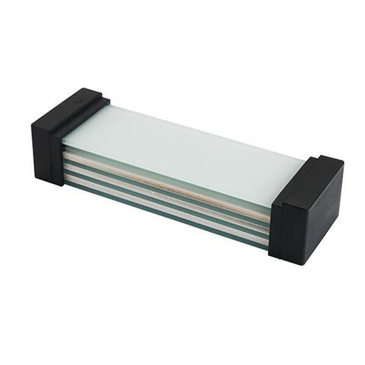 View a Larger Image of Glass Stone Set w/ Field Holder #500, #2000, #16000 Grit 5mm