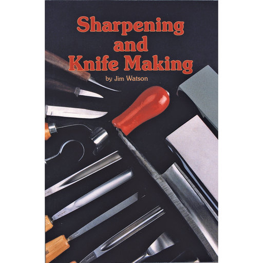 View a Larger Image of Sharpening and Knife Making