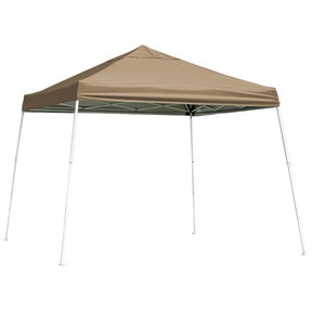 12 ft. x 12 ft. Sport Pop-up Canopy Slant Leg, Desert Bronze Cover
