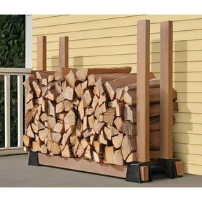 Firewood Lumber Rack, Bracket Kit