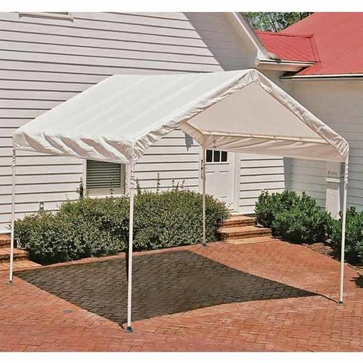 View a Larger Image of Max AP 10' x 10' Canopy, White
